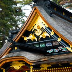 10 大崎八幡宫