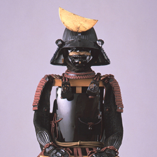 21 仙台藩历代藩主所用铠甲