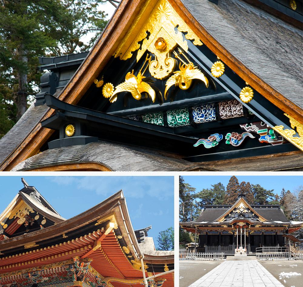 10 Osaki Hachimangu Shrine