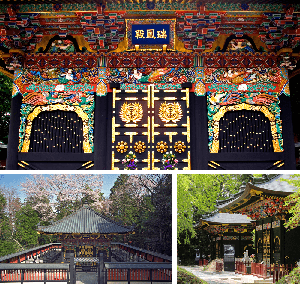 17 Mausoleums of Zuihoden, Kyogamine Mausoleum Complex of DATE Family