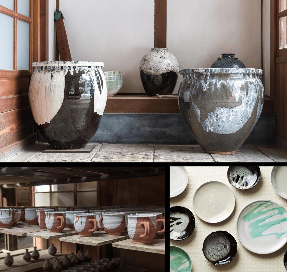 46 Tsutsumi ware