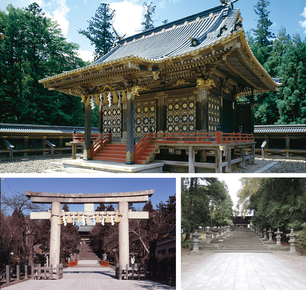 16 Toshogu shrine