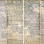 14 Konyo Bankoku Zenzu (the Map of the World)