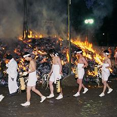 41 Matsutaki Festival (Donto-sai Festival) of Osaki Hachimangu shrine