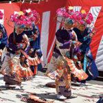 37 아키우의 모내기 춤