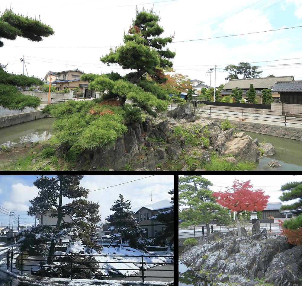 31 ภาพทิวทัศน์จากโอคุโนะโฮโซะมิจิ โอคิโนอิ
