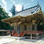 16 โทโชกู (เซนไดโทโชกู ศาลเจ้าโทโชกู)