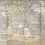 14 แผนที่โลก คนโยะ บังโคะคุเซ็นซึ