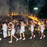 """41 """"เทศกาลดนโตะไซ"""" เทศกาลมัทสึทาคิ<br>แห่งศาลเจ้าโอซากิฮะจิมังกู"""