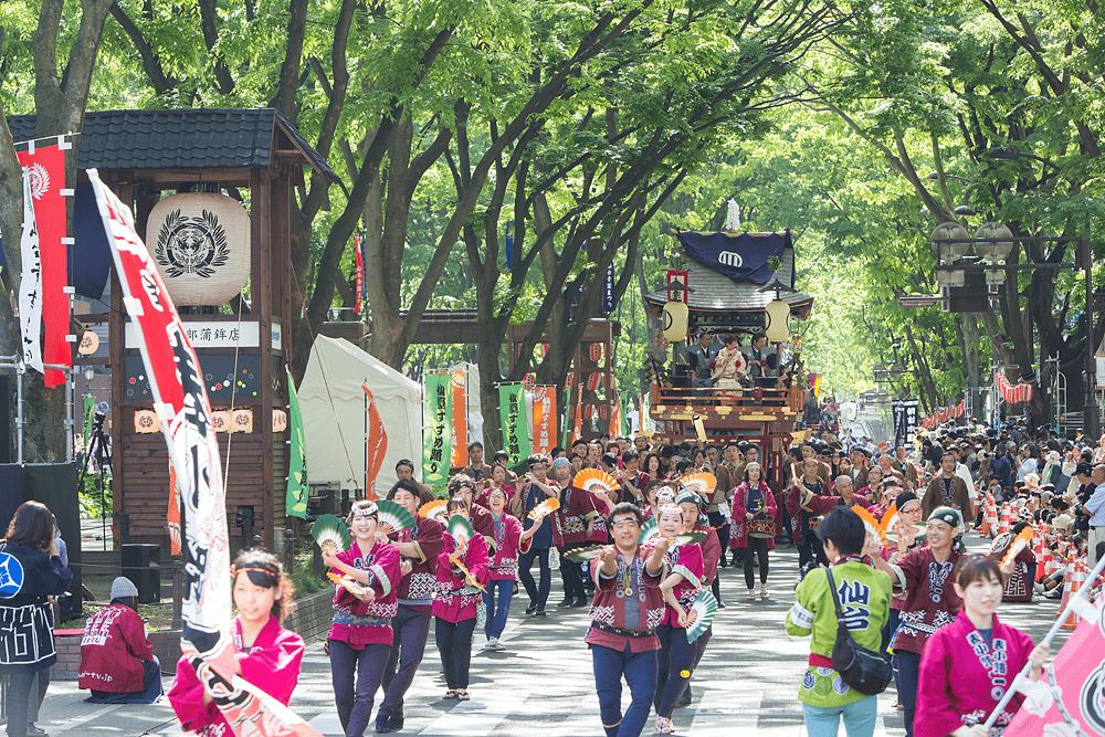 44 仙台青葉祭