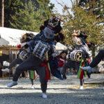 40 福岡鹿踊、劍舞