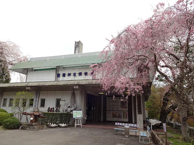 鹽竈神社博物館