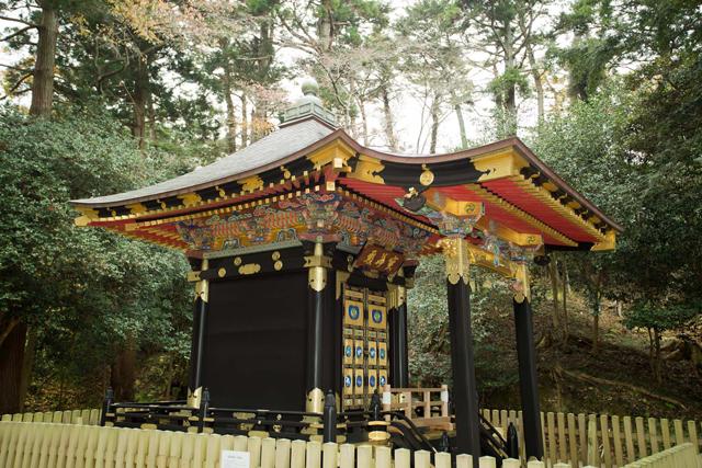 18 陽徳院霊屋