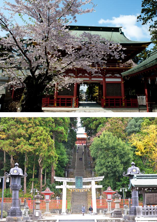 20 鹽竈神社
