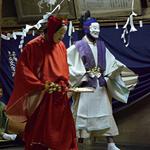 36 大崎八幡宮の能神楽