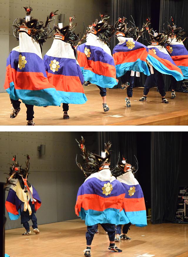 39 川前鹿踊・川前剣舞