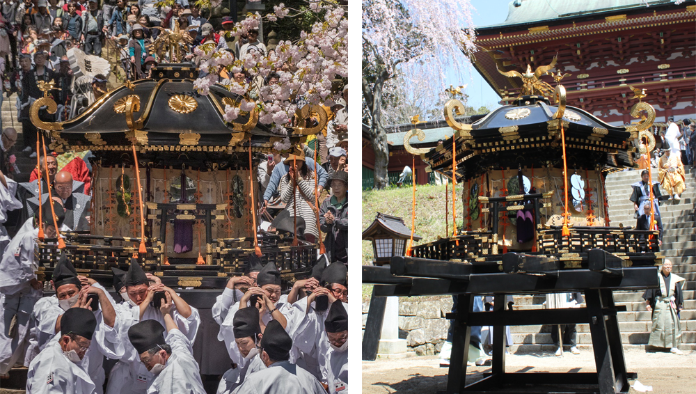 43 鹽竈神社帆手祭・花祭